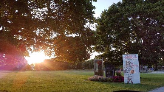 Sturtevant, WI: the park