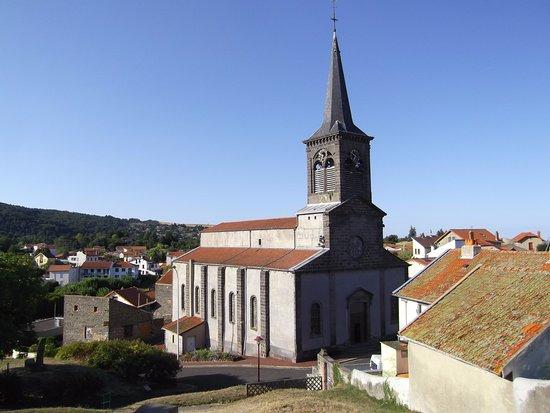 Chatel-Guyon, Francja: Eglise Sainte Anne-Chatel Guyon