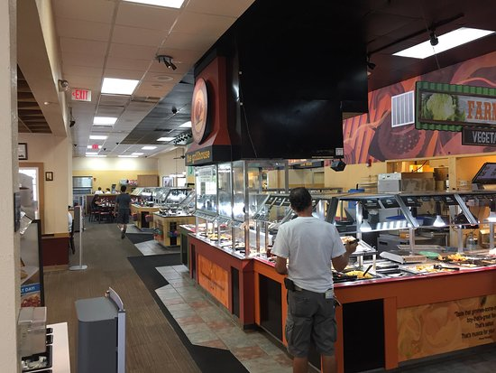 Golden Corral Restaurant Homestead Fl