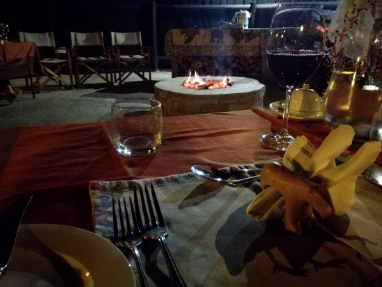 Marloth Park, Südafrika: Nice place, nice people, nice food.