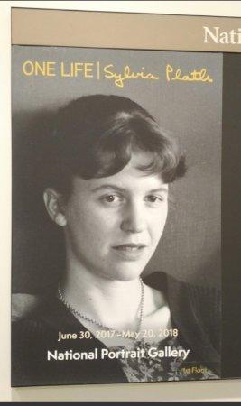 National Portrait Gallery: Sylvia Plath