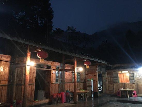 Chongzhou, China: 琉璃坝