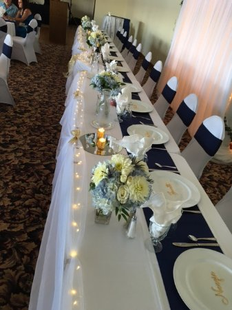 Anchor Inn & Suites: Pacific Ballroom Wedding