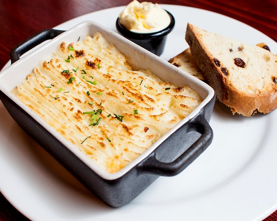 The Shannon Rose: Homemade Shepherd's Pie