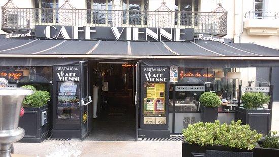 Cafe Vienne Perpignan Carte