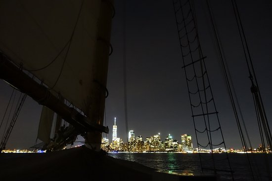 Manhattan By Sail - Clipper City Tall Ship: Skyline NYC