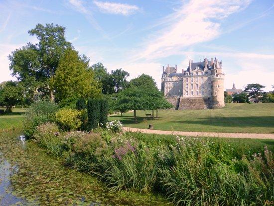Brissac-Quince, France: Château de Brissac (Maine et Loire)