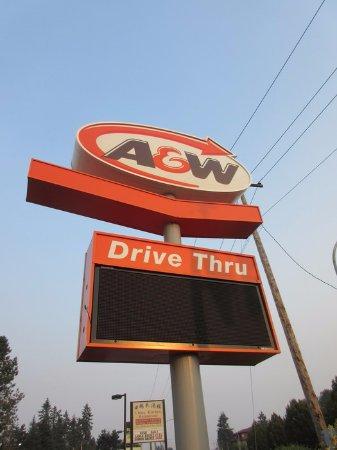 Maple Ridge, Canada: Signage