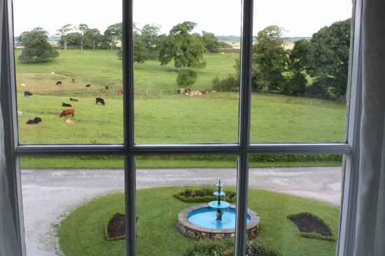 Thurnham, UK: View from our suite