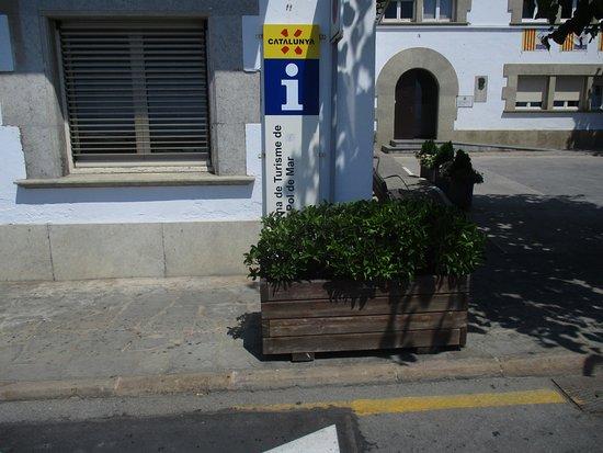 Oficina de Turisme Sant Pol de Mar