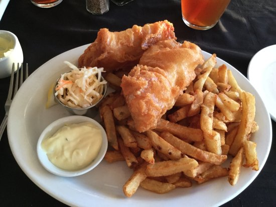 Eastport, Kanada: Food and drinks at the Inn.