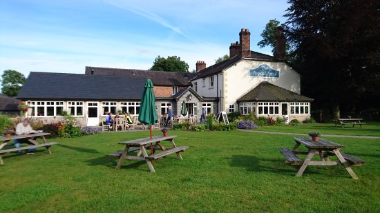 Whalley, UK: The Aspinall Arms