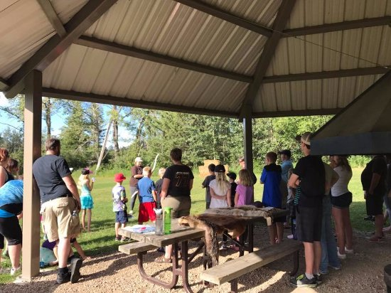 Fort Normandeau: Beginner archery is a hit!