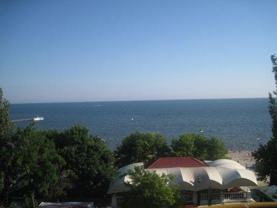Skadovsk, ยูเครน: Вид моря