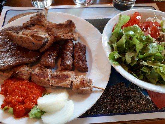 Krnica, Хорватия: Restaurant PortoRiko
