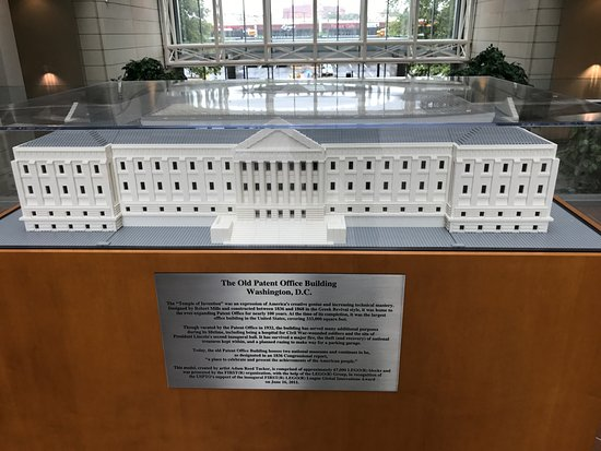 National Inventors Hall of Fame : Lego Palace of Invention