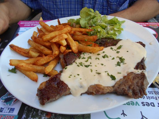 St Estephe Restaurant Pau