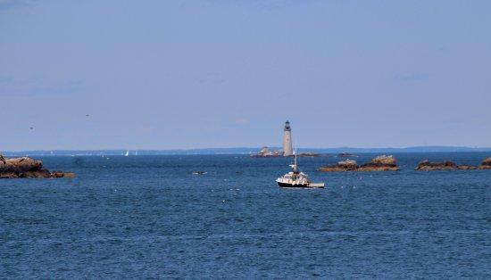 Boston Harbor Islands National Recreation Area: Graves Light