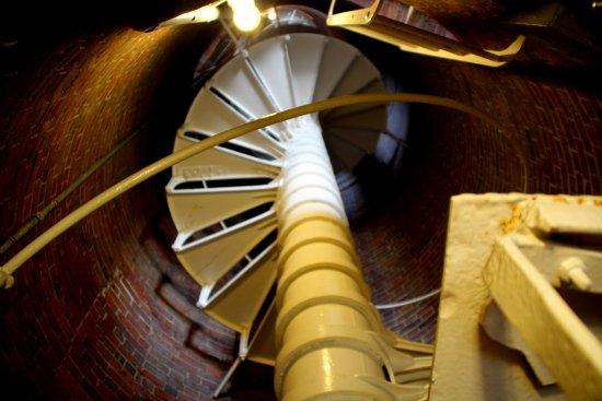 Boston Harbor Islands National Recreation Area: Stair case