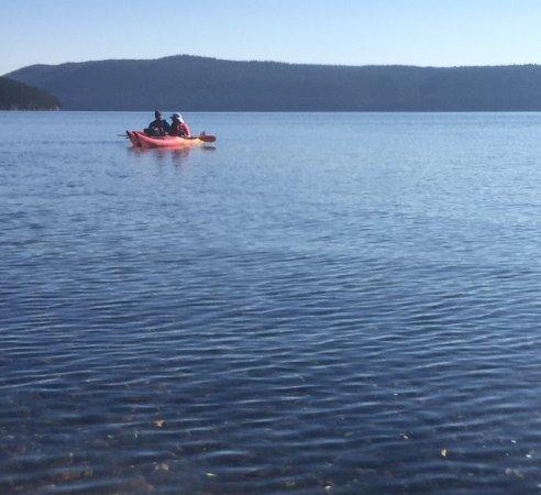 Geyser Kayak Tours Review