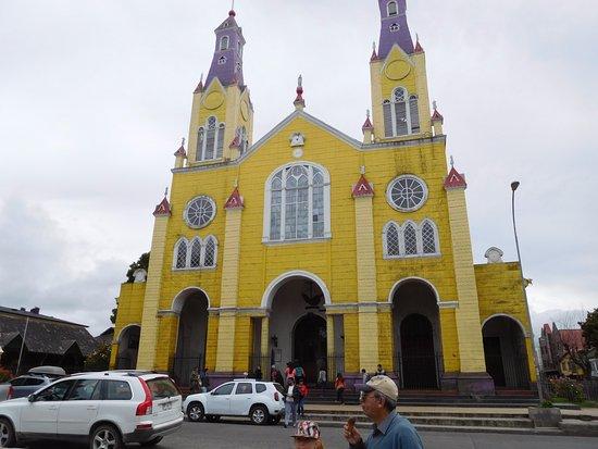 Castro, شيلي: Une des nombreuses églises de Castro