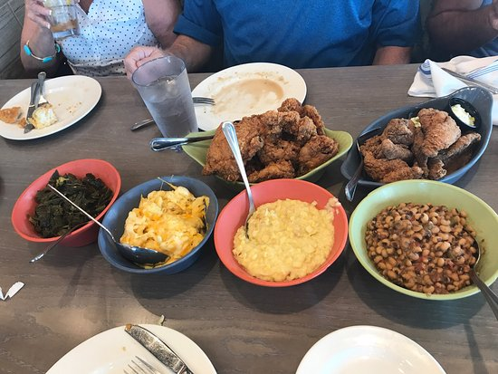Paula Deen Restaurant North Carolina