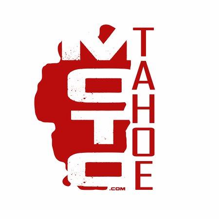 Soda Springs, CA: Moto Tahoe Logo