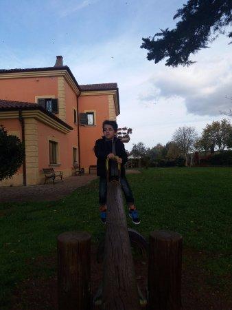 Rionero in Vulture, Italy: parco giochi per bambini