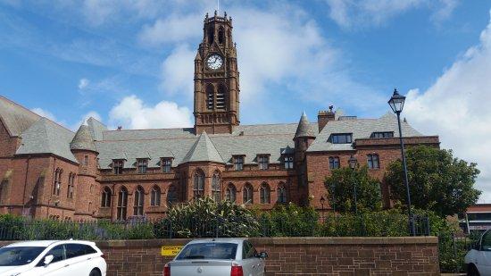 Barrow-in-Furness Town Hall