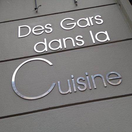 Des gars dans la cuisine paris le marais restaurant - Les gars dans la cuisine ...