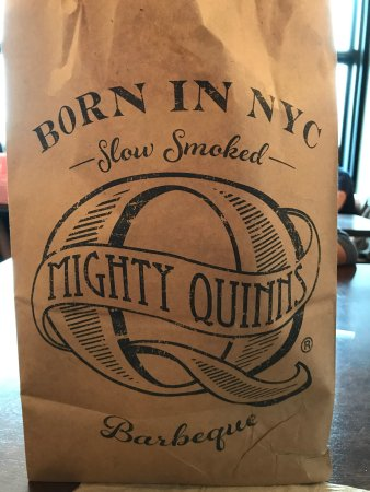 Photo of American Restaurant Mighty Quinn's Barbeque at 103 2nd Ave, New York, NY 10003, United States