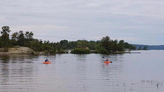 Callander, Canada: Kayaking