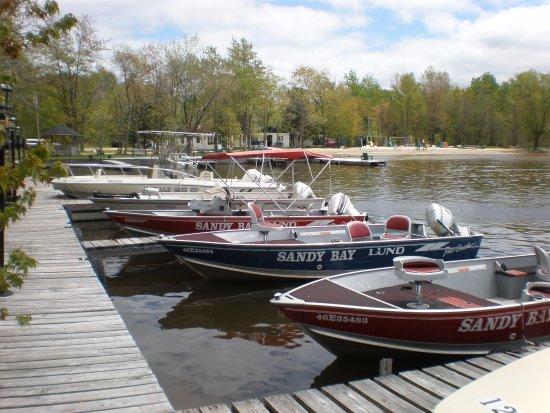 Callander, Καναδάς: Boat rentals