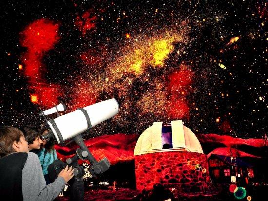 Observatorio Astronomico Ampimpa