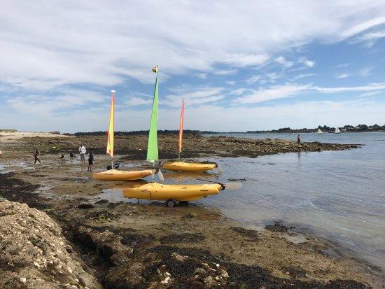 Club Nautique Terre Atlantique de Locmariaquer: photo0.jpg