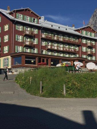 hotel bellevue des alpes bewertungen fotos preisvergleich kleine scheidegg. Black Bedroom Furniture Sets. Home Design Ideas
