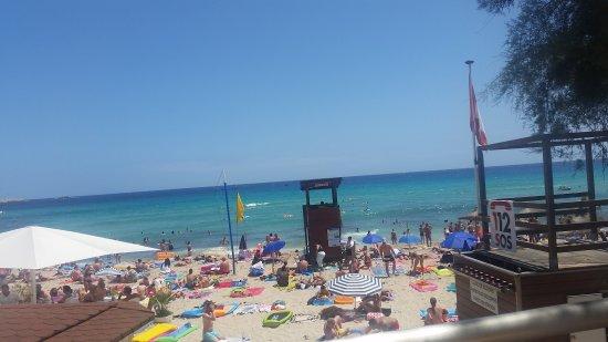 Playa de Son Moll: 20170725_134803_large.jpg