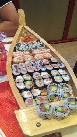 yoshi sushi aix les bains restaurant avis num ro de. Black Bedroom Furniture Sets. Home Design Ideas