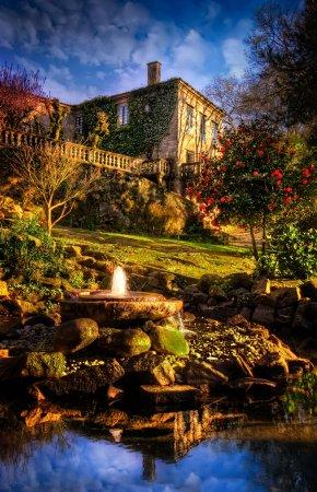Rois, Spain: Uno de los pazos más bellos y con más carácter de Galicia