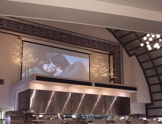 Old Movie Theater Turned Restaurant Picture Of Webb Custom Kitchen