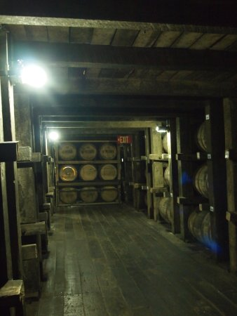 Clermont, KY: inside the warehouse
