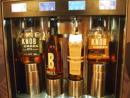 Clermont, KY: bourbon dispensers