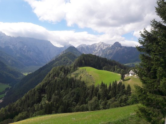 Solcava, Slovenia: #solcavskapanoramskapot