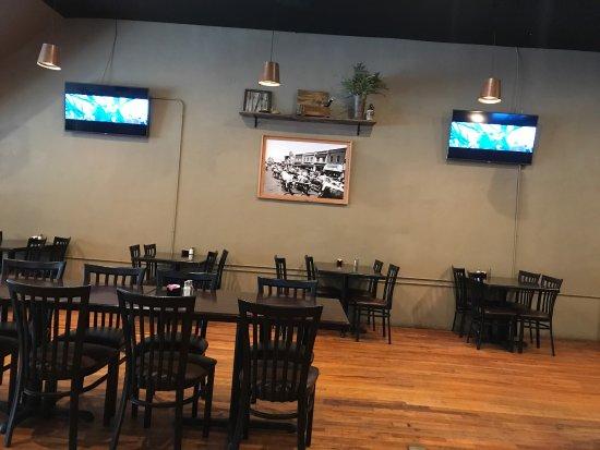 วูดวาร์ด, โอคลาโฮมา: Longshots Bar and Grill