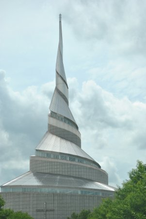 Community of Christ Temple Spire, Independence MO