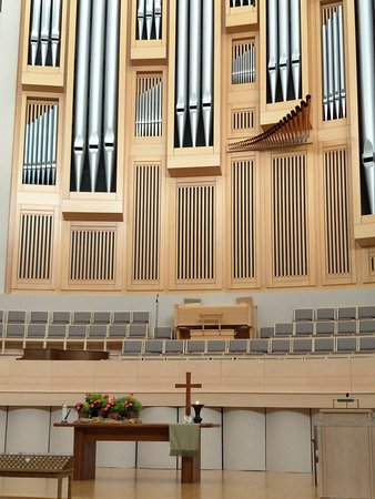 Independence, Missouri: Organ, Temple, Cof C, Independence MO
