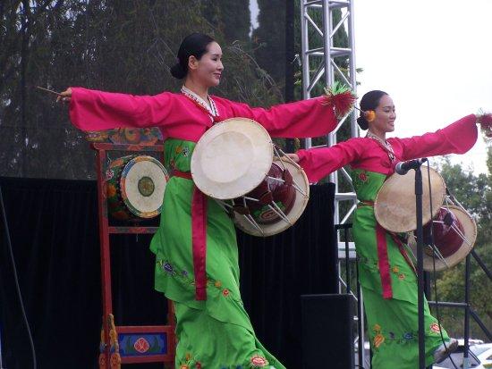 Irvine, CA: Korean Cultural Festival