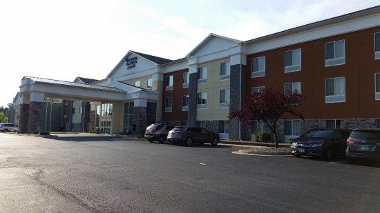 Bilde fra Fairfield Inn & Suites Watervliet St. Joseph