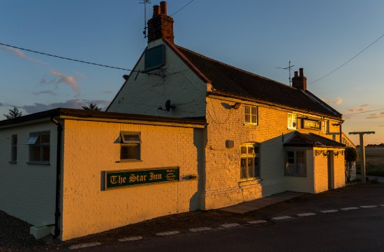 Lessingham, UK: The Star Inn