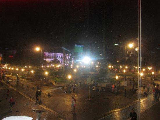 San Jose Metro, كوستاريكا: vue de la salle au premier étage